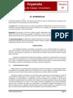 SEPARATA N 03 EL APRENDIZAJE.pdf