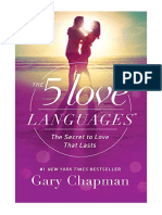 [2014] The 5 Love Languages by Gary Chapman   The Secret to Love that Lasts   Northfield Publishing
