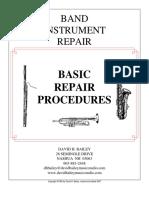 Repair Procedures Handbook