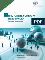 Efectos del comercio en el empleo