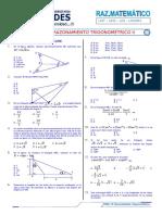 13º Raz.matemático II- Razonamiento Trigonometrico
