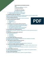 Cuestionario de Enfermeria Auxiliar Leandro Pacheco