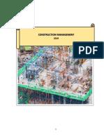 LATEST    Construction Project Management lecture note AUGUST 2019.docx
