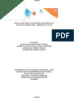 Plantilla Excel-Caracterizacion Del Producto Entrega