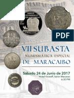 Convencion Maracaibo 7ma Subasta