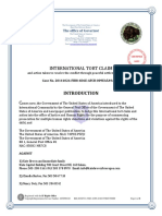 International tort claim