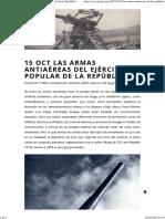 GRIEGC _ Las Armas Antiaéreas Del Ejército Popular de La República