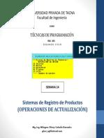 Sistema Registro de Productos-SEMANA-14