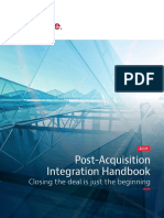 Post Acquisition Handbook_Baker and Mackenzie_2017