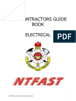 NTFAST Fire Contractors Guide Book 2016