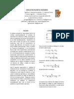 Práctica 3. Divisores de Puente