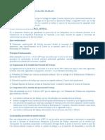 Tema 1 El Derecho Procesal Del Trabajo