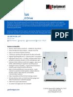 GE Vector Plus VSD Datasheet