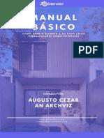 Manual Básico - Blender Para Arquitetura e Interiores
