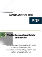 Module 1 - Introduction to Osh