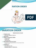 Variation Order Manual Final Copy.pptx Rfevised4132015
