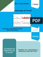 Sesión 15 Transformada de FourierREV1