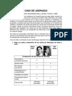 Caso de Liderazgo Jobs vs Gates