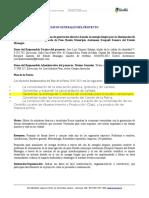 Guía de Formulación de Proyectos FONACIT