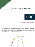 proyectiles