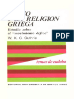 William Keith Chambers Guthrie, Orfeo y la religión griega.pdf