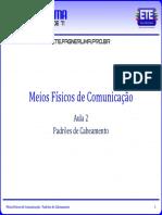 Meios físicos de comunicação