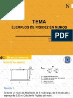 Semana 5A - Ejemplos de Rigidez en Muros  IDEA.pdf