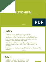 Buddhism in kattappana