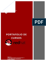 red hat cursos