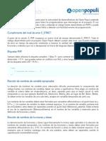 PHP5 Guia de Estilo_OpenPopuli