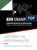 Xiii Enanpege 2019_caderno de Programação_atualizado