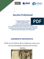 Secreto Profesional 2