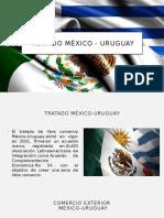 Tratado México - Uruguay