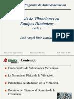 Analisis de Vibraciones en Equipos Dinámicos Parte 1
