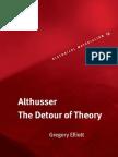 Althusser the Detour Of