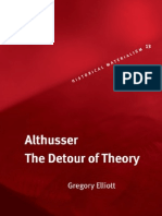 Althusser the Detour Of