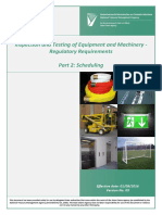Inspection Testing Regulatory Requirements Part 2