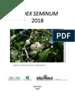 Index Seminum 2018 Ibt Sp 2019