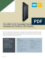 TMC Overspeed Trip Control