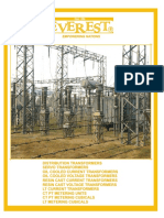 Amrest Catalogue - Current Transformers and Potential Transformers