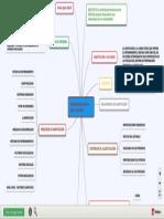 Coordinación Intra e Inter Muscular - Mapa Mental