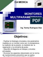 Clase 1.2 Monitores Multiparamétricos
