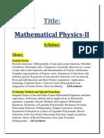 Mathematical Physics-II.pdf