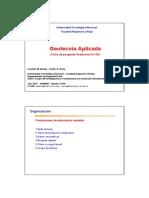 Geotecnia Aplicada Clase05 Fundaciones EstructurasEsbeltas