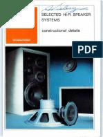 Philips ApplicationBook SelectedHiFiSpeakerSystems 1969-11