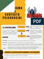 El Centralismo en El Contexto Psicosocial