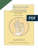 A Critical Analysis of Jhanas.pdf
