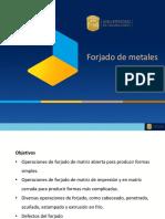 Forjado de Metales