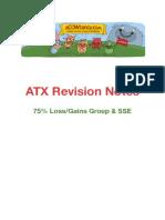 P6 RN 75% Loss_Gains Group & SSE