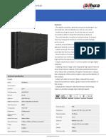 DH-PHTA10 Datasheet 20170123